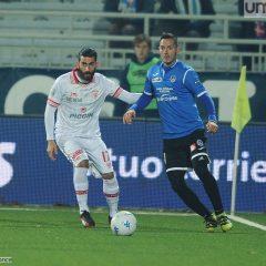 Novara – Perugia 1-1 vista da Settonce