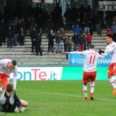 Salernitana-Perugia 1-1 vista da Settonce