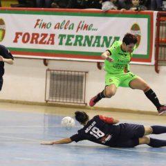 Futsal, la Ternana non perdona in Veneto