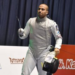 Foconi, nuovo podio mondiale a Torino