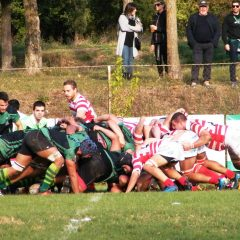 Rugby, Perugia battuto Pareggio 'Draghi'
