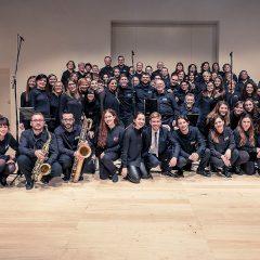 Felice anno nuovo dal 'Joyful singing choir'