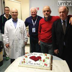 Ospedale di Terni, donazione da record
