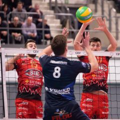 Volley, Cev Champions: Perugia ok in Belgio
