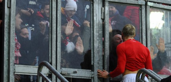 Perugia, denunciati due tifosi del Grifo