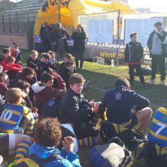 Rugby, Santovalentino di festa e sogni a Terni