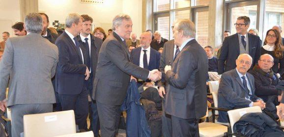 La visita di Tajani a Terni vista da Mirimao