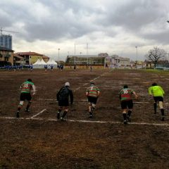 Terni Rugby vincente. Ko la Barton Perugia