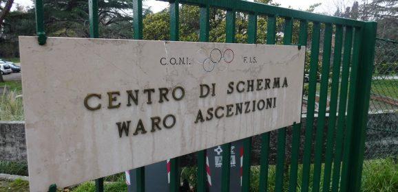 Scherma a Terni, si riparte dal campionato zonale