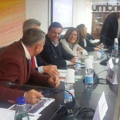 Carlo Calenda a Terni: «Tirar fuori i progetti»