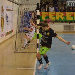 Futsal, Real Statte ko: altra rimonta Ternana