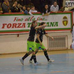 Futsal, Ternana risorge Pescara demolito 1-7
