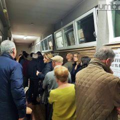 Umbria, politiche: l'affluenza tiene