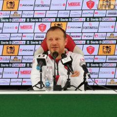 Perugia – Spezia 3-0, il commento di Breda