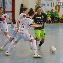 Futsal, la Ternana dilaga a Frosinone