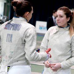 Scherma, podio Crovari ai tricolori under 23