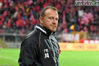 Perugia-Ternana 2-3, l'analisi di Breda
