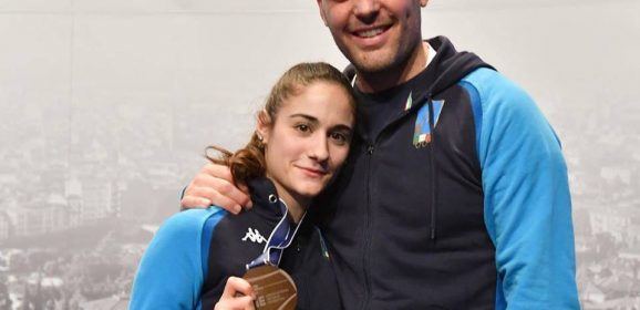Terni, Lucia Lucarini: altro podio mondiale