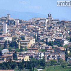 Umbria, invecchiano anche le aziende