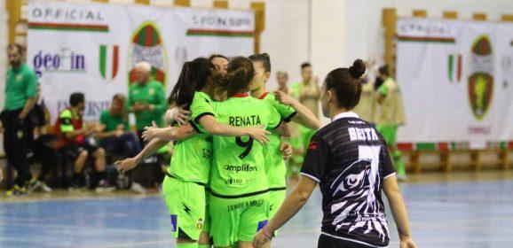 Futsal, la Ternana vola in semifinale scudetto