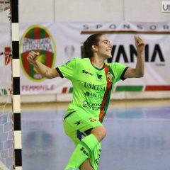 Futsal, 'furia' Ternana: travolta la Lazio 9-5