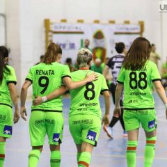 Devastante Ternana futsal in Veneto