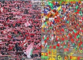 Perugia-Ternana il 18 dicembre. Ritorno del derby il 30 aprile