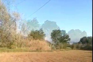 Bomba ad Assisi: ecco il video dell'esplosione