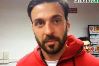 Perugia, Di Carmine: «Importante ripartire»