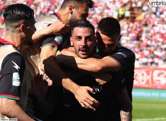 Perugia – Ternana 2-3 De Canio batte Breda