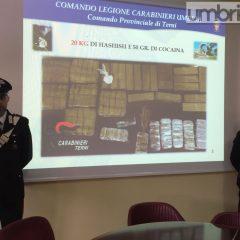Terni, investì due carabinieri: condanna