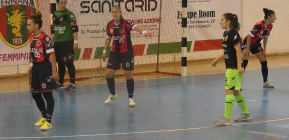 Futsal, Ternana letale: finale scudetto vicina