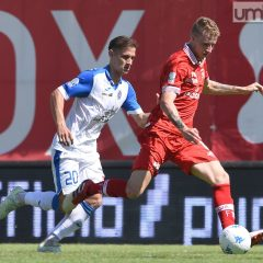 Perugia-Novara 1-1 Playoff sudatissimi