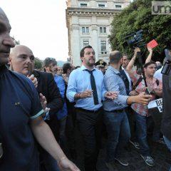 Ballottaggio a Terni, riecco Matteo Salvini