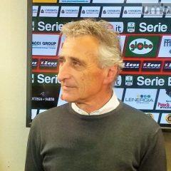 Ternana-Avellino 1-2, parla Foscarini