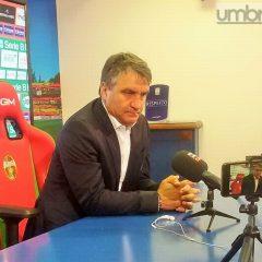 Ternana-Avellino 1-2, De Canio su Pagni