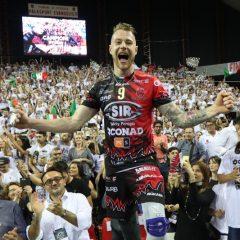 Zaytsev lascia Perugia: «Grazie, terra mia»