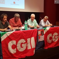 Landini a Terni: «Il lavoro torni centrale»