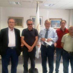 Federcaccia, donazione al comitato Chianelli
