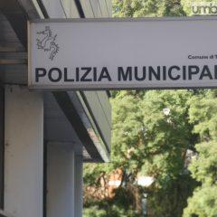 Polizia Locale Terni, in corsa c'è Sciaudone