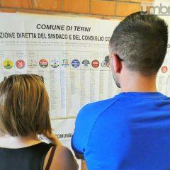 Foto – La giornata elettorale a Terni