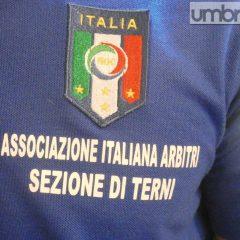 Arbitri, Aia Terni: festa promozione per 4