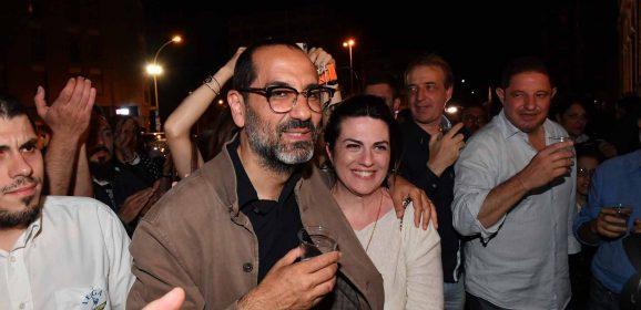 Terni, Latini è sindaco: gli scatti di Mirimao