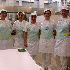 Centro cottura mense Gemos, 'tour' a Terni