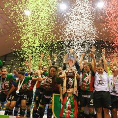 Estasi Ternana futsal: campionesse d'Italia