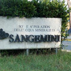 Acque Minerali d'Italia, impasse Sangemini