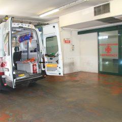 Cade da sedia: bimbo salvato a Terni