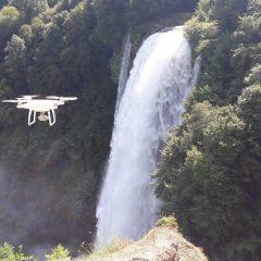 Viaggio con i droni nei 'paesaggi di Leonardo'