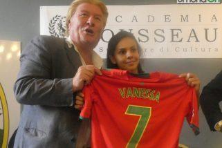 Ternana Celebrity, ambizione Vanessa