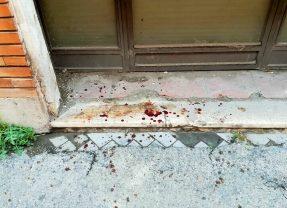 Ferragosto violento in via Tomassoni